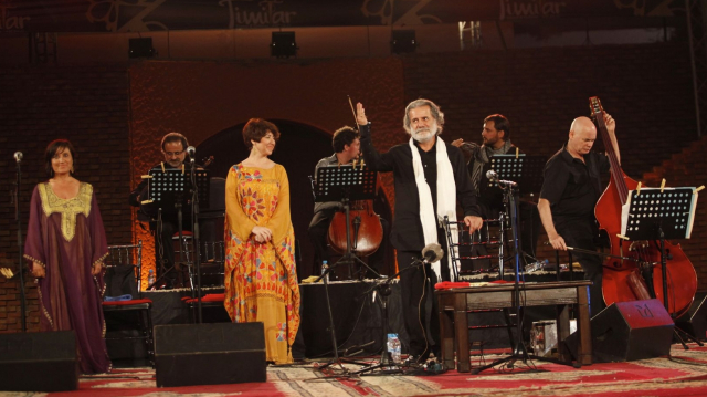 Festival Timitar 2013 - Marcel Khalifa 1
