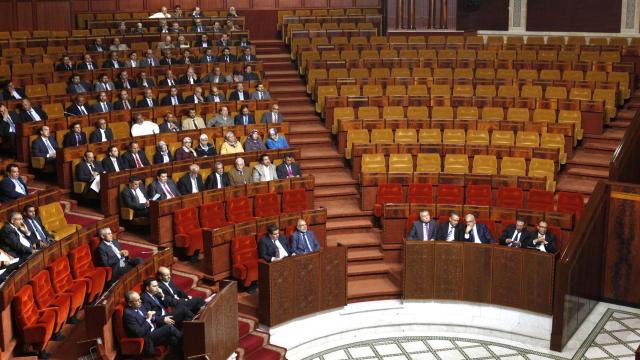 Parlement opposition majorité