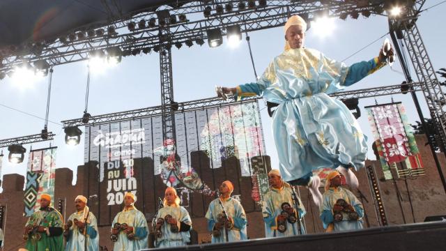 Festival Gnaoua 2013 - Ouverture - Concert 1