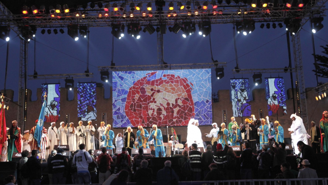 Festival Gnaoua 2013 - Ouverture - Concert 2