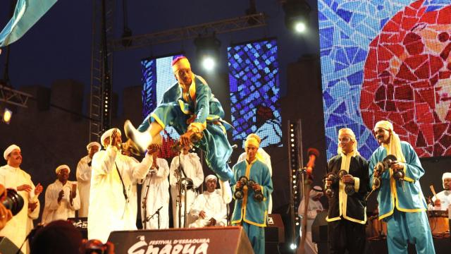 Festival Gnaoua 2013 - Ouverture - Concert 3