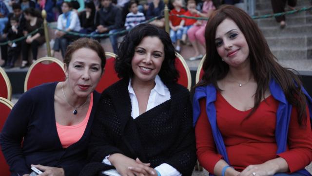 Festival Timitar 2013 - Mouna Fetou