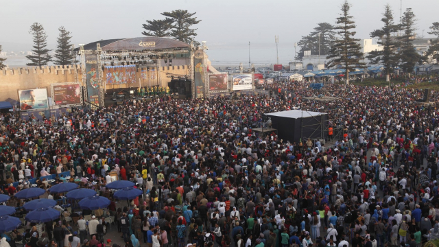 Festival Gnaoua 2013 - public cloture