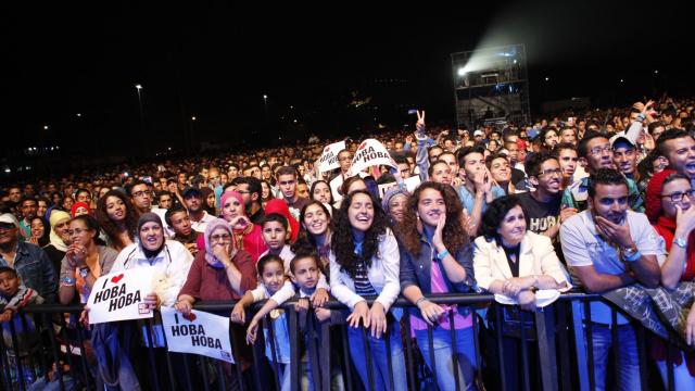 Festival Timitar 2013 - Hoba Hoba public1