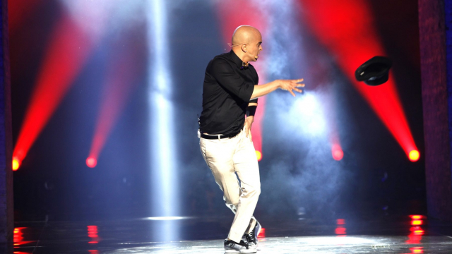 MDR RACHID BADOURI SPECTACLE