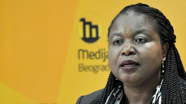 Joy Ngozi Ezeilo, rapporteuse ONU sur la traite des êtres humains