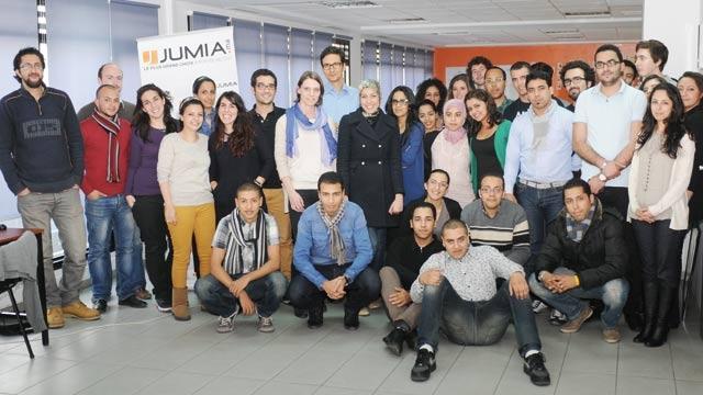 Jumia team