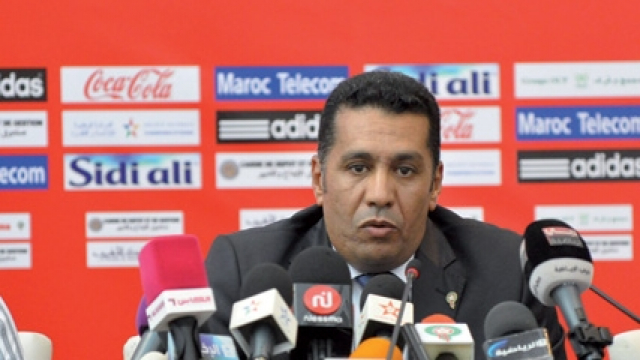 Rachid Taoussi conférence