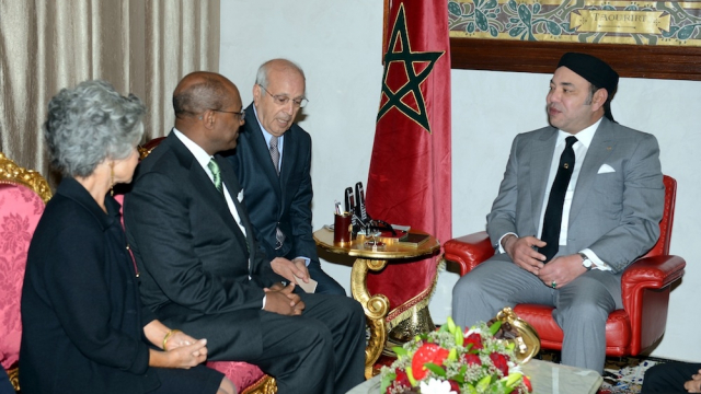 Millenium Challenge Roi Mohammed VI