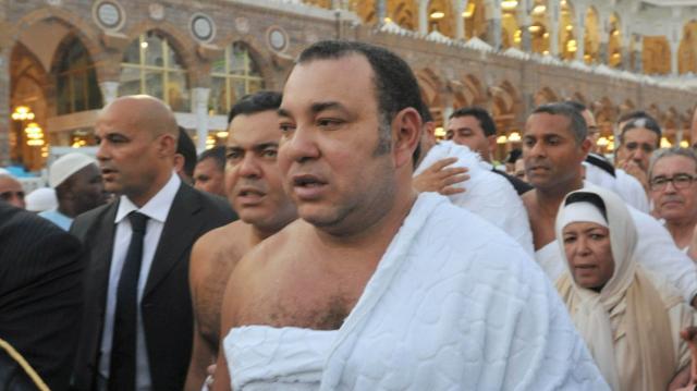 2012-Mohammed VI Hajj