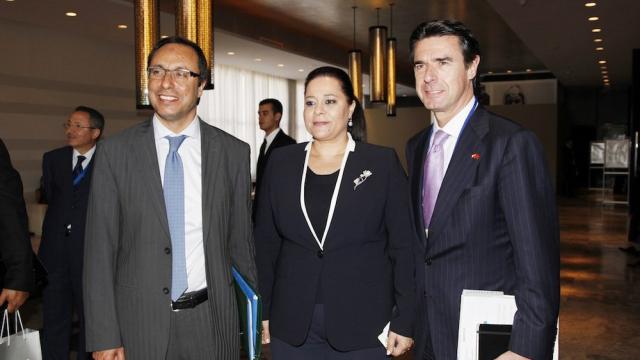 abdelkader amara & Bensalah & ministre espagnol