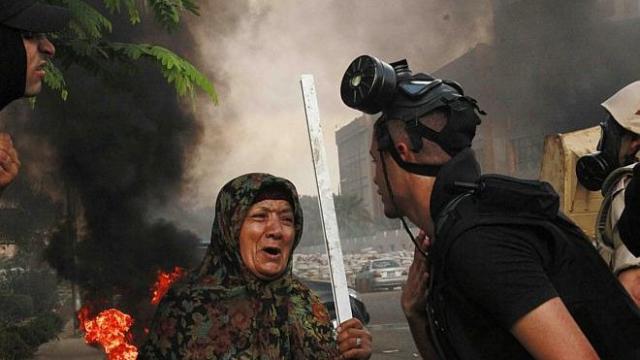 Egypte violence - 13 aout 2013