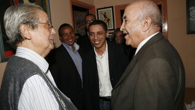Jacques Vergès au Maroc - 3