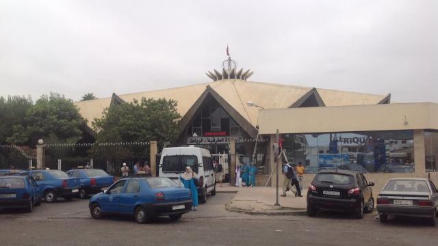 Gare routière Kamra Rabat - 1