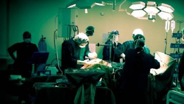 bloc opératoire