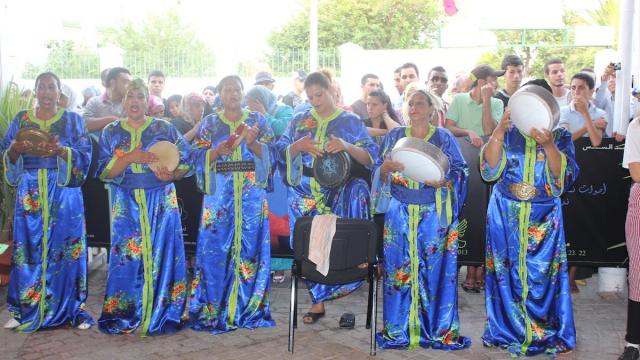Voix de femmes - Tétouan - 22 août 2013 - 1