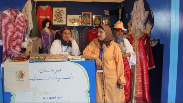 Voix de femmes - Tétouan - 22 août 2013 - 5