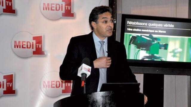 Medi1 TV Abbas Azouzi
