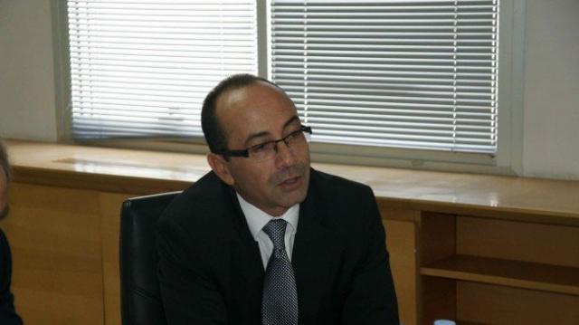 Noureddine Bensouda TGR
