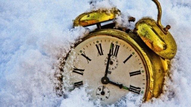 horloge heure d'hivers changement d'heure
