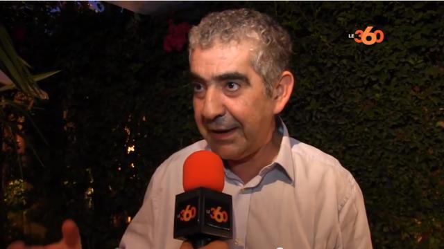 Driss El Yazami président du CNDH au café Politis