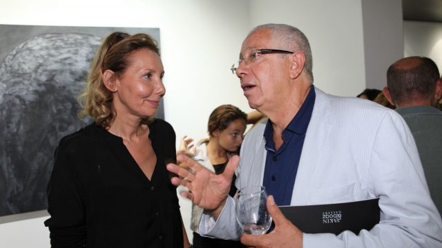 MOUNAT CHARRAT vernissage - 17 septembre - YAKIN & BOAZ GALLERY - Nourredine Ayouch