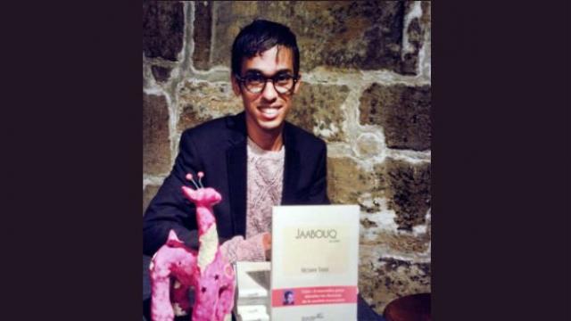Hicham Tahir - prix du Roman Gay 2013