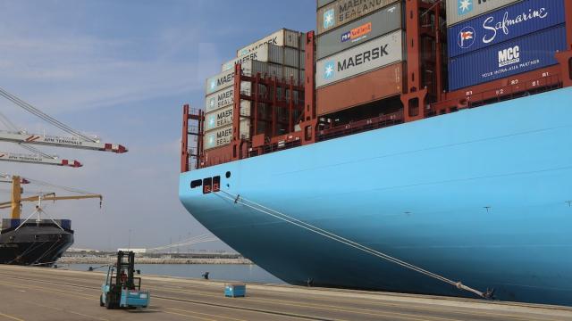 Maersk Mc-Kinney Moller - Tanger Med - 4