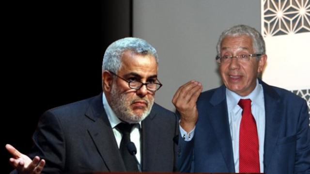Benkirane et Noureddine AYOUCH