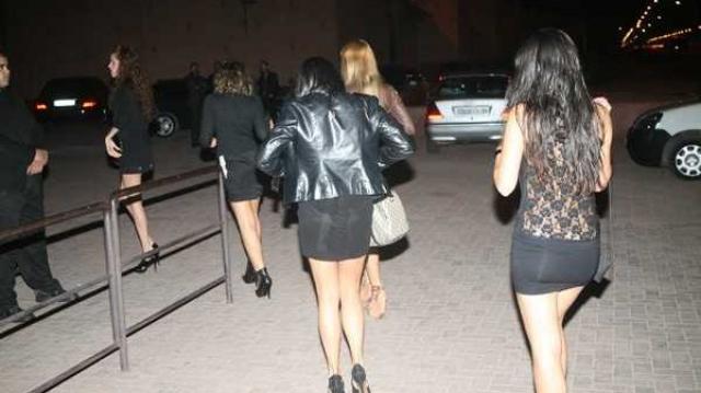 Femme-prostitution