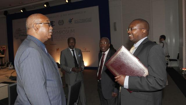 Symposium sur la création d'emploi ds les pays d'afriques - experts africains - CGEM