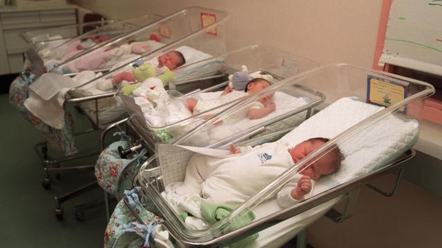 bébés maternités enfants