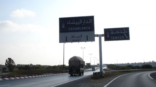 Photo-autoroute-Casablanca-Rabat