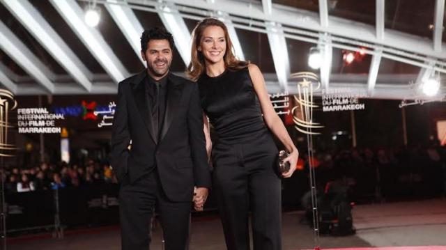 Monsieur et Mme Debbouze-FIFM 2013