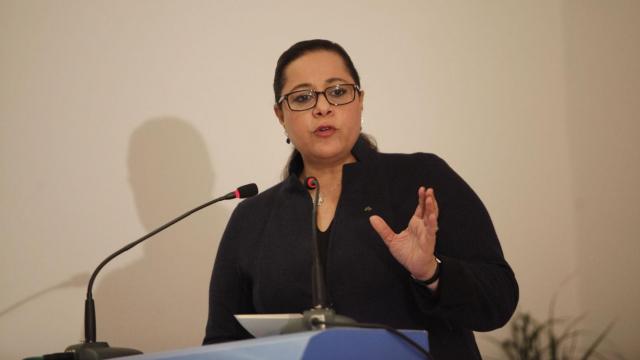 Meriem Bensalah