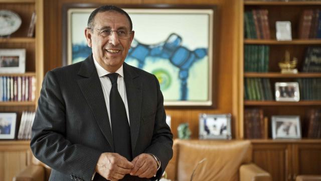 Youssef Amrani - homme de l'année 2014