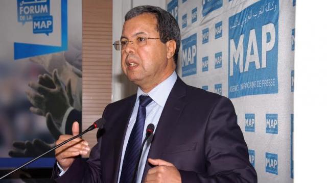 Abdellatif Zaghnoun, DG des Impôts