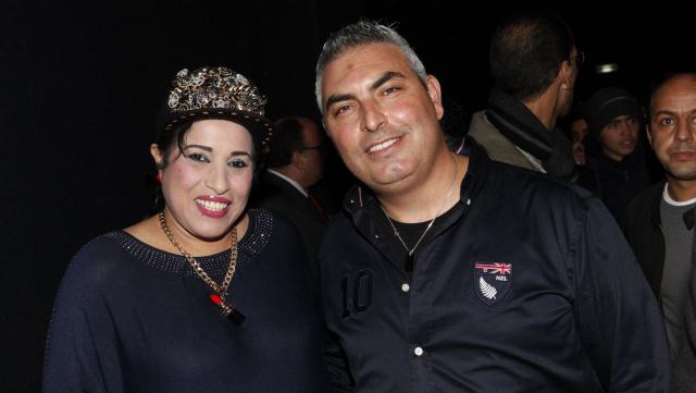 Najat Atabou et Mohamed Ahed Bensouda (réalisateur)