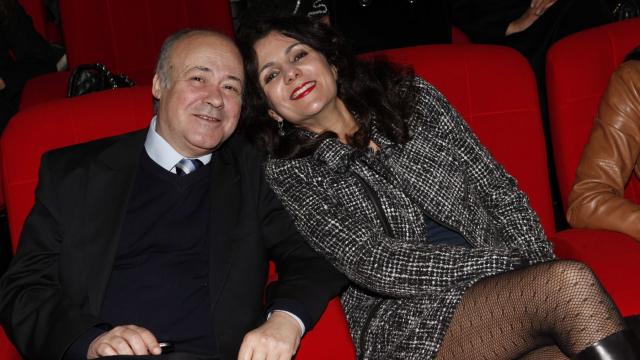 Omar Salim et Amal Ayouch