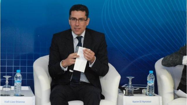 Karim El Aynaoui, DG OCP policy