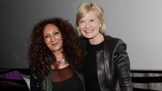 Prix littéraire féminin du Sofitel Tour Blanche - Bouthaina Azami et Catherine Ceylac