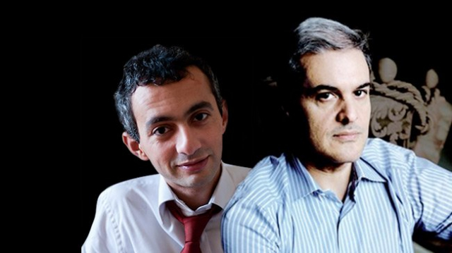 Benchemsi et Moulay Hicham