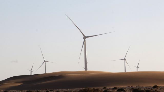 Parc éolien Tarfaya