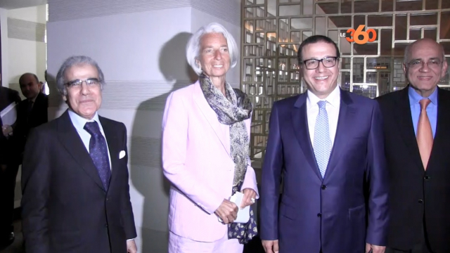 Cover Video - Christine Lagarde