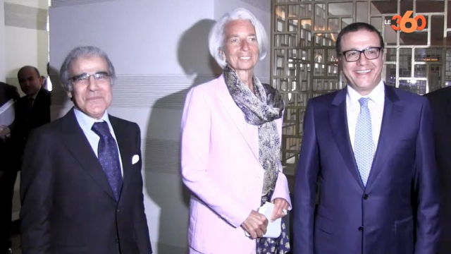 Cover Video - Christine Lagarde 1