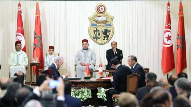 Roi en tunisie