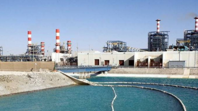 usine dessalement d'eau