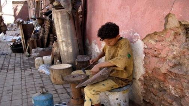 travail-enfants
