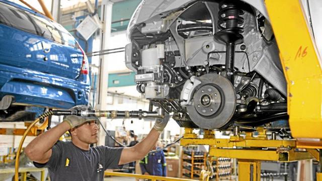 Automobile-industrie