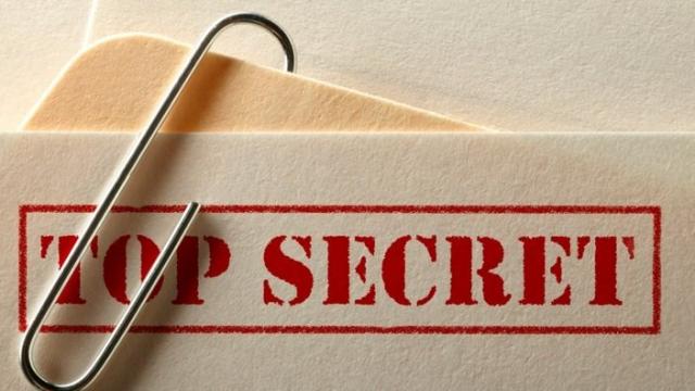 Accès à l'info-Top Secret